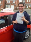 Jake Dale passed with Driving Ambition