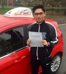 Nash Plazza passed with Driving Ambition