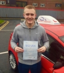 Ethan Thompson passed with Driving Ambition