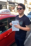 Tom Hawkesworth passed with Driving Ambition