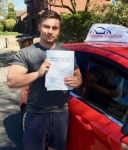 Marcus Birks passed with Driving Ambition