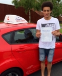 Alex Campbell passed with Driving Ambition