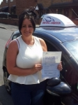 Annette Allen passed with Driving Ambition