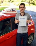 Anthony Ainslie passed with Driving Ambition