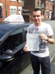 Callum Bentley passed with Driving Ambition