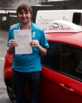 Daniel Bott passed with Driving Ambition