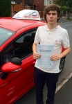 David James passed with Driving Ambition