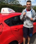 David Rosser passed with Driving Ambition