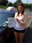 Emma Gotham passed with Driving Ambition