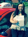Georgia Hope passed with Driving Ambition
