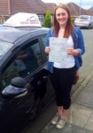 Holly Knight passed with Driving Ambition