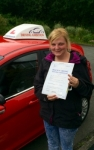 Katy Sharman passed with Driving Ambition