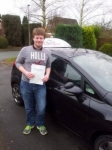 Jordan Knight passed with Driving Ambition