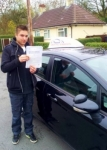 Kyle Whittington passed with Driving Ambition