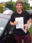 Lewis Jones passed with Driving Ambition
