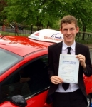 Mark Bollington passed with Driving Ambition