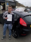 Jordan Brayford passed with Driving Ambition