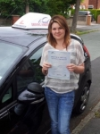 Nikita Hart passed with Driving Ambition