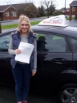 Penelope Holdcroft passed with Driving Ambition
