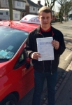 Todd Rogers passed with Driving Ambition