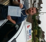 Liam passed with Dan Joll Driver Training