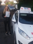 Ellie passed with Dan Joll Driver Training