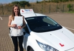 Sarah passed with Dan Joll Driver Training