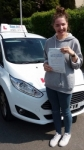 Sam passed with Dan Joll Driver Training