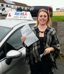 Kez passed with Dan Joll Driver Training