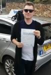 Josh passed with Dan Joll Driver Training