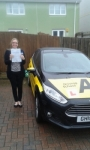 Leighan passed with Dan Joll Driver Training