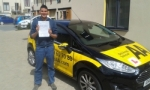 Khaled passed with Dan Joll Driver Training