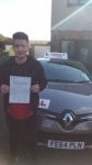 ricardo 06/07/2015 passed with Dms School Of Motoring