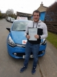 BROOK passed with Dms School Of Motoring