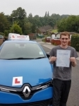 well done passed with Dms School Of Motoring
