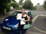 kath south passed with Dms School Of Motoring