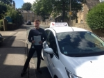 chris hallas passed with Dms School Of Motoring