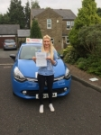 Chloe passed with Dms School Of Motoring