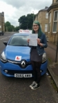 Jade passed with Dms School Of Motoring