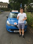 Kieran passed with Dms School Of Motoring