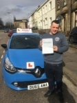 Richard passed with Dms School Of Motoring