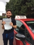 Mike 20/9/18 Barnet passed with Diana's School of Motoring