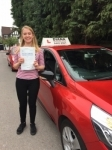 kate 12/7/18. Barnet passed with Diana's School of Motoring