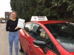Emily 3/1/18 Barnet passed with Diana's School of Motoring