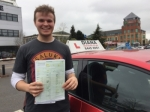 Cian 4/4/17 passed with Diana's School of Motoring