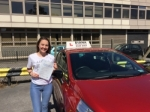 Jasmine 26/5/17 passed with Diana's School of Motoring