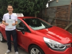 Nick 4/10/17 passed with Diana's School of Motoring
