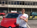Jake 14/7/16 passed with Diana's School of Motoring