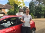 Michael 21/09/16 passed with Diana's School of Motoring