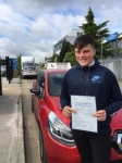 Brodie passed with Diana's School of Motoring